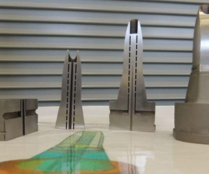 3D-printed conformal-cooled inserts