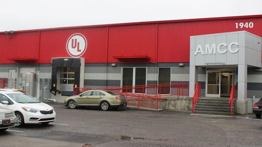 UL AMCC building