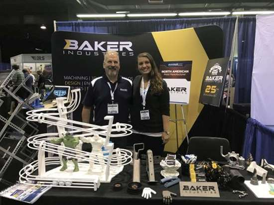 Baker Aerospace Tooling & Machining