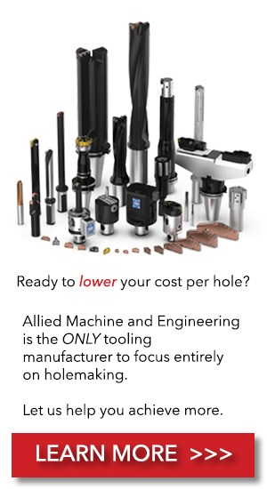 Allied Machine Holemaking Solutions