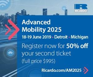 Ricardo Advanced Mobility 2025 Register now