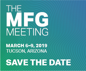 MFG Meeting save the date