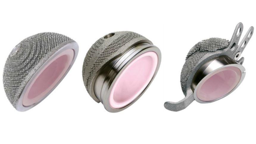 Delta TT hip cups