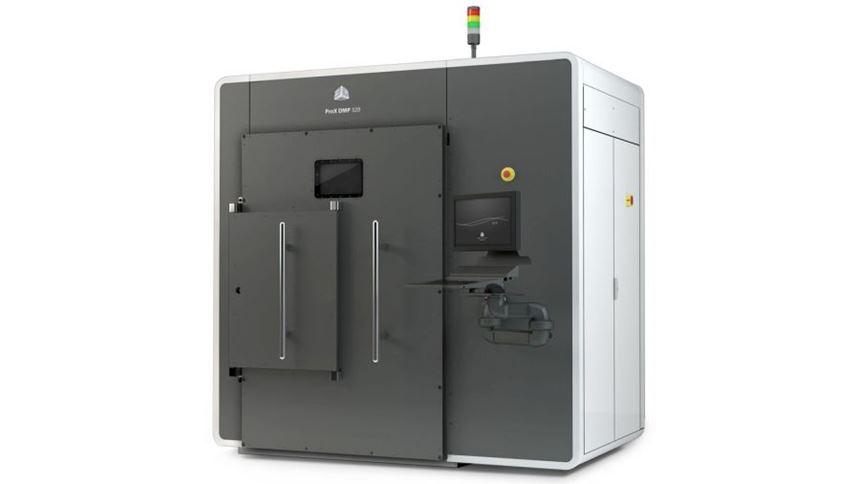 Methods 3D ProX DMP 320