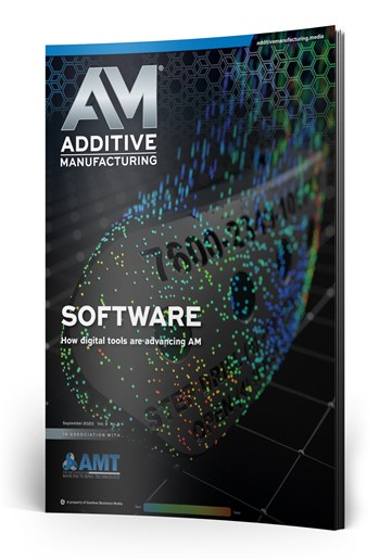 Additive Manufacturing September Issue