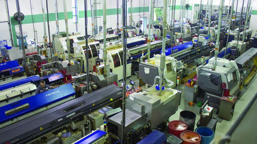 Swiss Automation Barrington facility