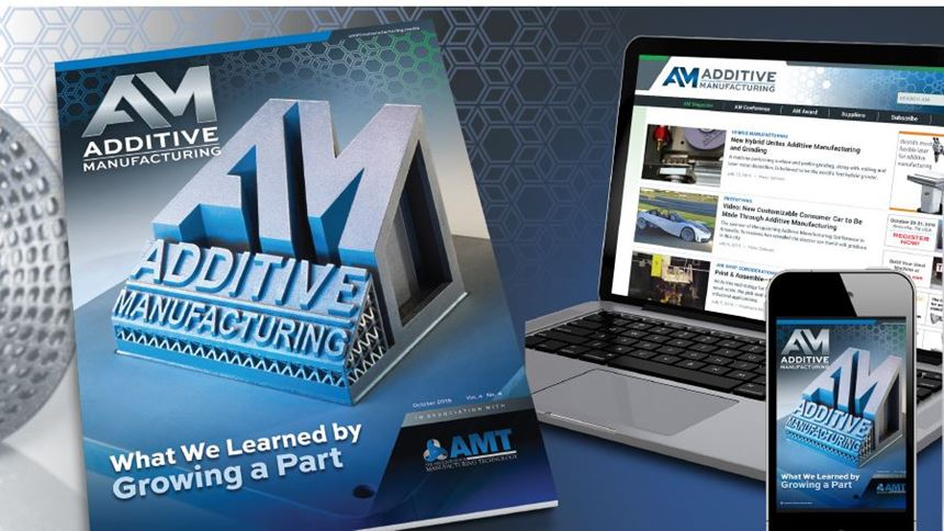 additive manufacturing magazine, digital edition and website