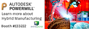 Autodesk Hybrid Manufacturing