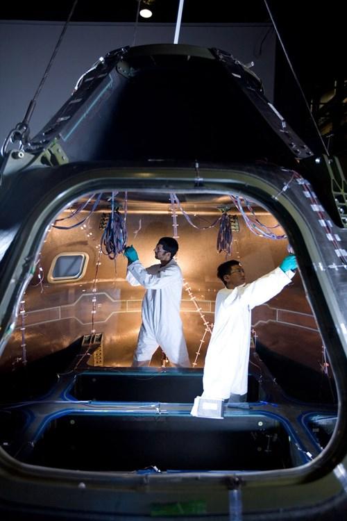 ATK Composite Crew Module