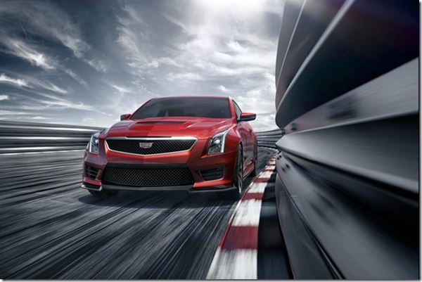2019 Cadillac ATS-V Coupe image