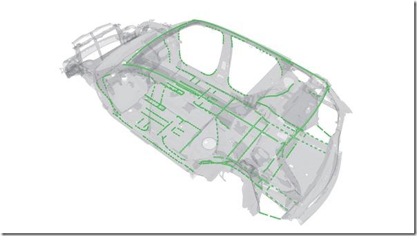 2019 Acura RDX High Performance Adhesive Application - Rear