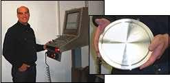 Added fabrication equipment