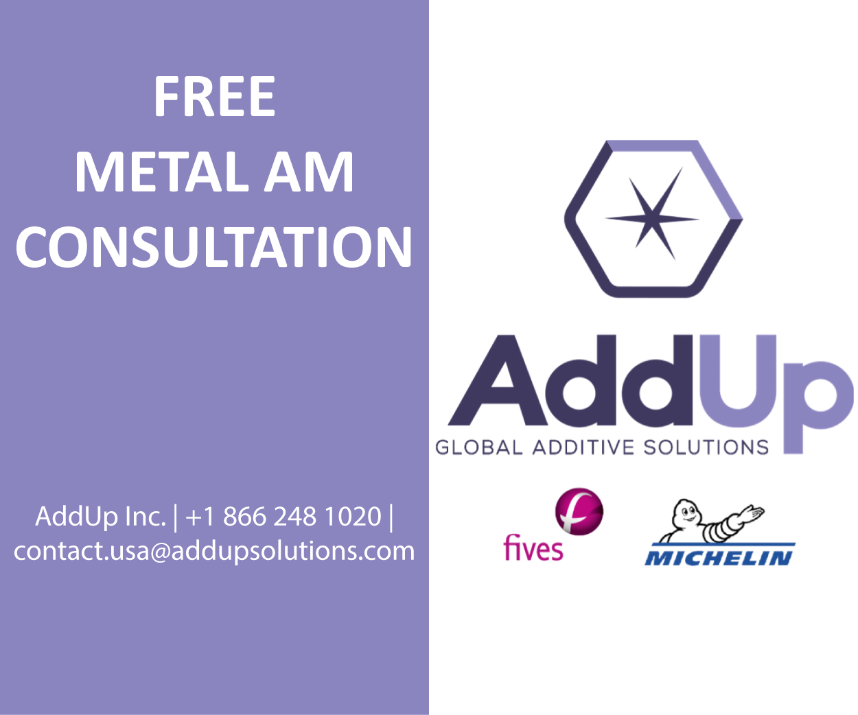 AddUp Metal AM consultation