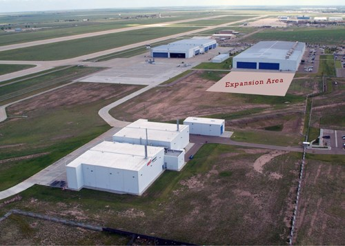Bell Helicopter Amarillo expansion