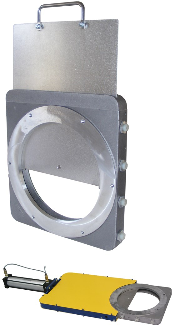 StopTight Knife Gate Valve