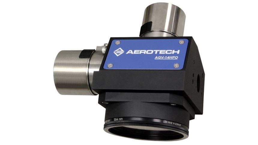 Aerotech scanner