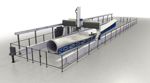 MAG Multi-Process Gantry CNC
