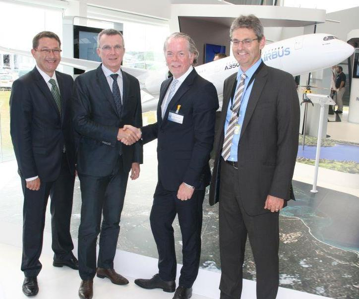 Stratasys Airbus agreement