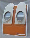 Aircraft interior panels
