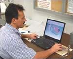 Checking the design of a near-net-shape