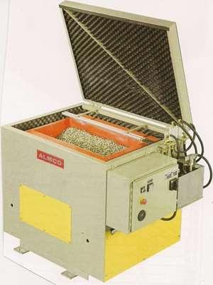Batch Vibratory Machine With Sound Hood