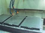 Aluminum vacuum molds