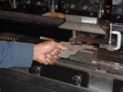 Amada press brake