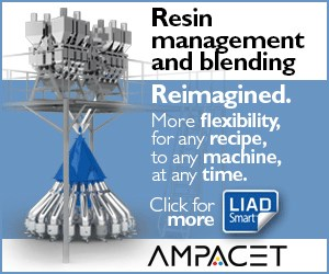 Ampacet Resin Management and Blending