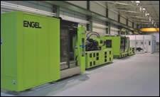 An Engel Duo two-platen machine