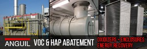 Leading supplier of pollution abatement systems.