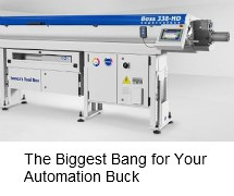 The Biggest Bang for Your Automation Buck