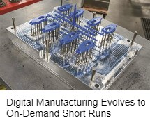 Digital manufacturing evolves