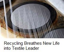 Textiles From Recycled Plastic