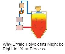 Drying Polyolefins