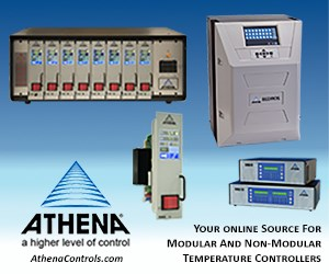 Athena hot runner controls