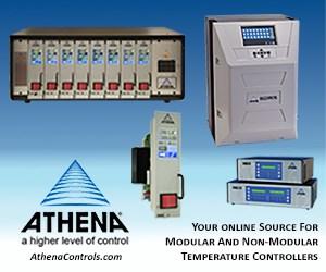 Athena hot runner controls