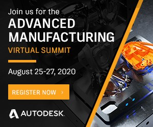 Autodesk Advanced Manufacturing Virtual Summit