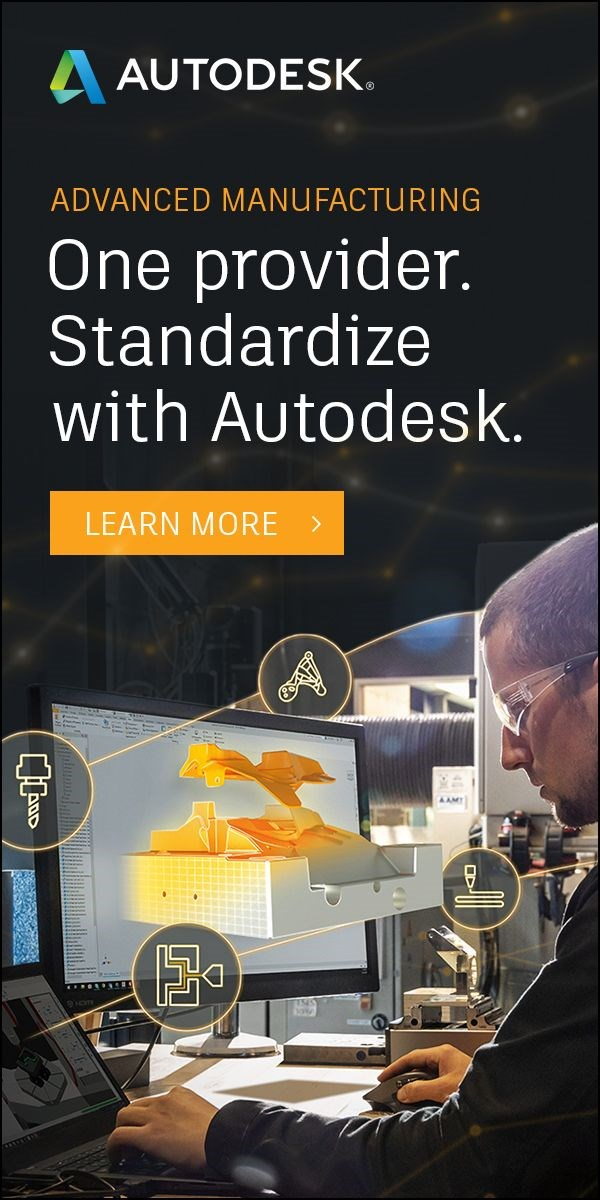 Standardize with Autodesk Fusion 360