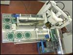 Automated flathoning