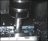 Axial chip thinning
