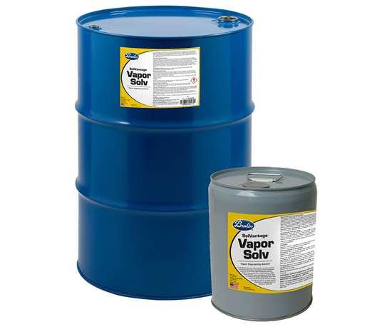 Brulin Holding Co. SolVantage Vapor Solv, precision cleaning solvent
