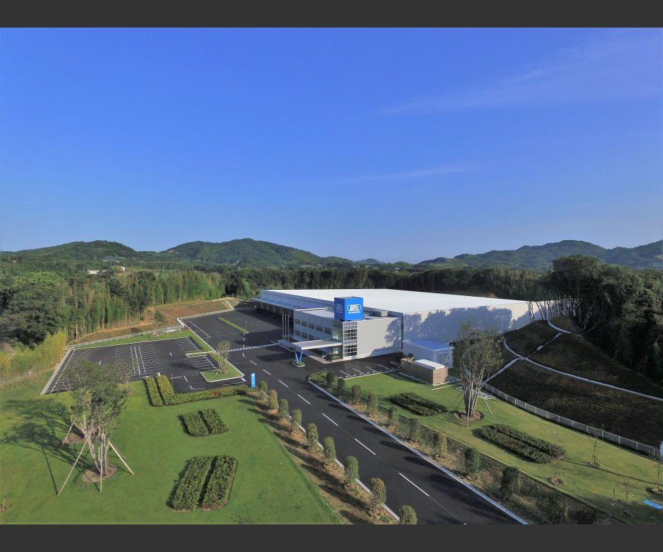 Big Daishowa logistics distribution center
