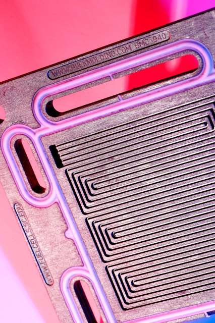 BMCI Bi-polar Plate