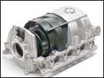 BMW air-intake manifold