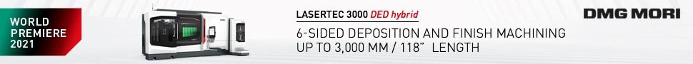 DMG MORI LASERTEC 3000
