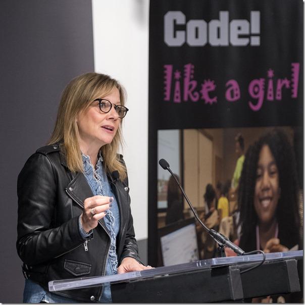GM - Black Girls Code Partnership - Detroit Chapter