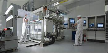 Battenfeld Extrusionstechnik extruder