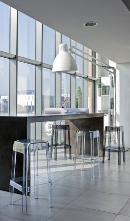MATERIALS: Clear FR Polycarbonates for Furniture : Plastics Technology