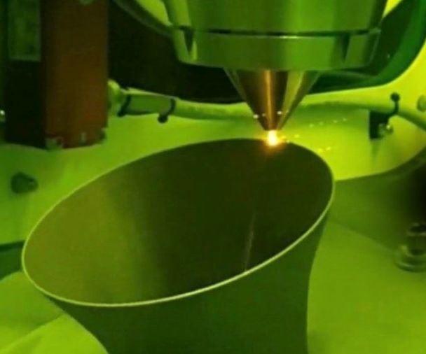 Beam laser deposition technology
