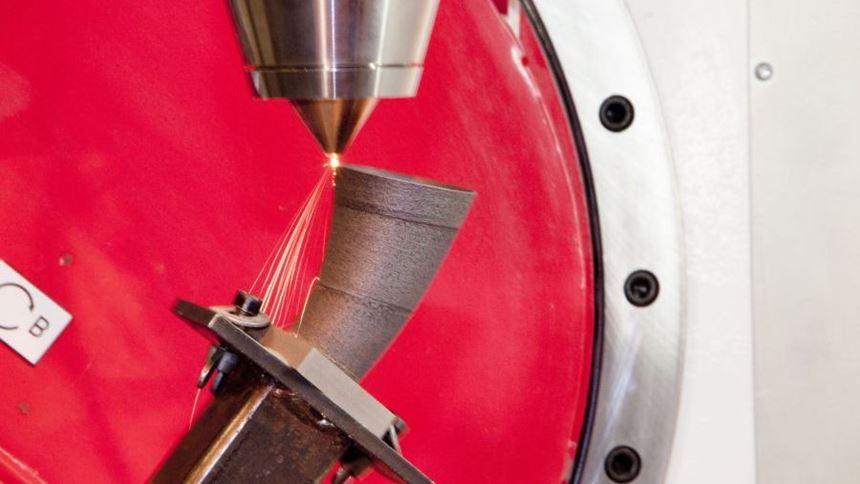 BeAM laser metal deposition technology